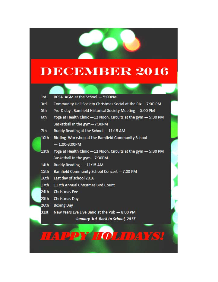 december-2016-events